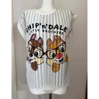 チップアンドデール(チップ&デール)のチップ&デールのTシャツ(Tシャツ/カットソー)