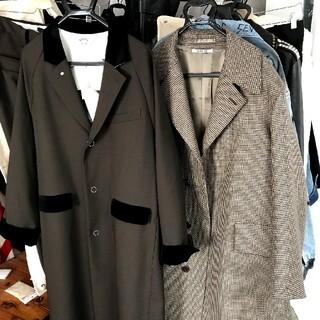 SUNSEA - sunsea pollys wool coat