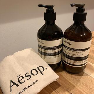 Aesop - Aesop ハンドソープ&ボディバームセット
