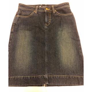 エドウィン(EDWIN)のエドウィン、C17デニムスカート、Mサイズ、ほぼ未使用❤️(デニム/ジーンズ)