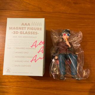 トリプルエー(AAA)のAAA  15th マグネットフィギュア 末吉秀太(ミュージシャン)