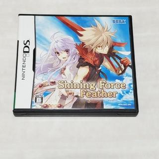 ニンテンドーDS(ニンテンドーDS)のシャイニング・フォース フェザー DS(携帯用ゲームソフト)