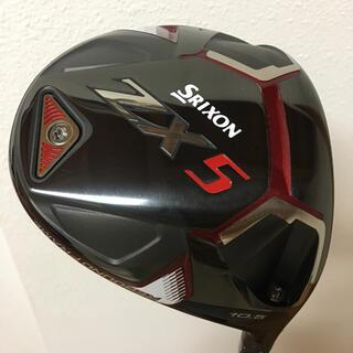 Srixon - SRIXON スリクソン ZX5 ドライバー 10.5°