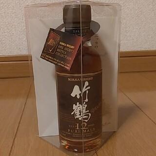 ニッカウヰスキー - ウィスキー竹鶴12年 180ml