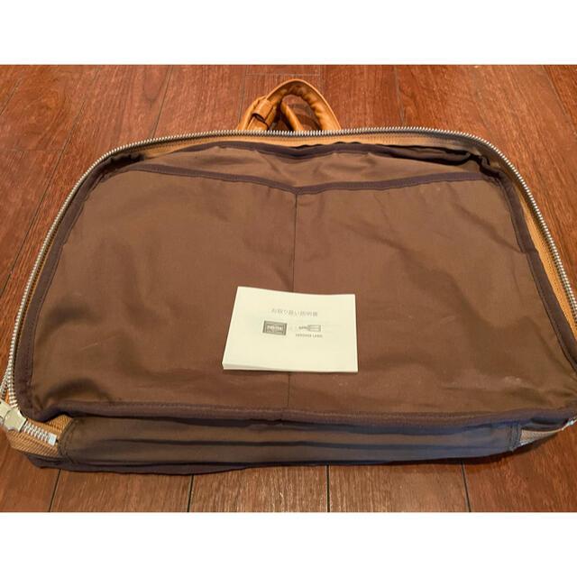 PORTER(ポーター)のPORTER 吉田カバン ブリーフケース メンズのバッグ(ビジネスバッグ)の商品写真