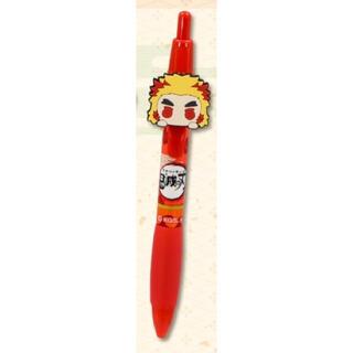 集英社 - 鬼滅の刃 ラバーマスコット付き ペン 煉獄 杏寿郎 新品 送料込