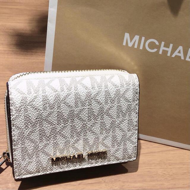 Michael Kors(マイケルコース)の【新品】マイケルコース 財布 MICHAELKORS レディースのファッション小物(財布)の商品写真