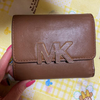 Michael Kors - マイケルコース 三つ折り 財布