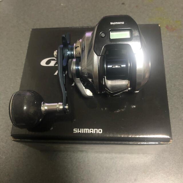 SHIMANO(シマノ)のシマノ グラップラープレミアム 151XG 左巻き スポーツ/アウトドアのフィッシング(リール)の商品写真