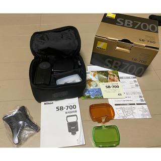Nikon - Nikon ストロボ SB-700 中古品 美品
