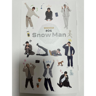 Johnny's - SnowMan 会報