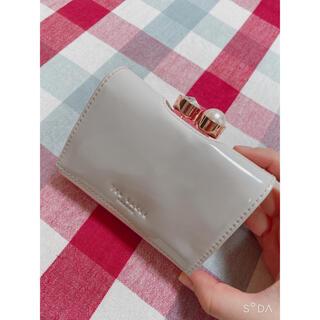 テッドベイカー(TED BAKER)のテッドベイカー お財布 がま口(財布)