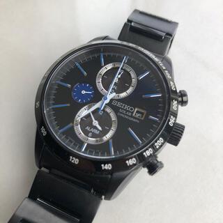 セイコー(SEIKO)の【SEIKO×TiCTAC クロノグラフ】(腕時計(アナログ))