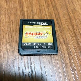 ニンテンドーDS(ニンテンドーDS)のポケモン ハートゴールド DSソフト(家庭用ゲームソフト)