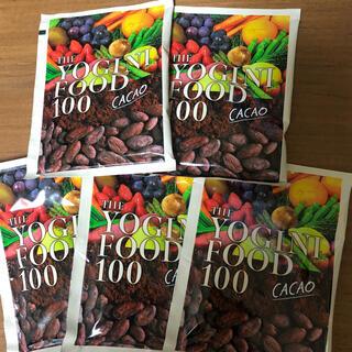 LAVA ヨギーニフード100 ココア味5袋[賞味期限2021.7.14]送料込