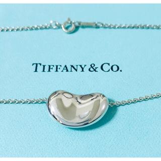 Tiffany & Co. - 美品 TIFFANY&CO. ティファニー ビーン ネックレス