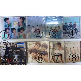 ジャニーズ(Johnny's)のSexyZone CD(アイドルグッズ)