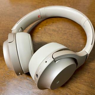SONY - ソニー ワイヤレスヘッドセット(WH-H800)