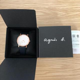 agnes b. - 【新品未使用・ラッピング袋、紙袋付】 agnes b 腕時計