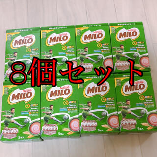 ネスレ(Nestle)のミロ ネスレ スティックタイプ 8パックセット(その他)
