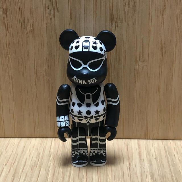 ANNA SUI(アナスイ)のベアブリック  100%   アナスイ  エンタメ/ホビーのフィギュア(その他)の商品写真
