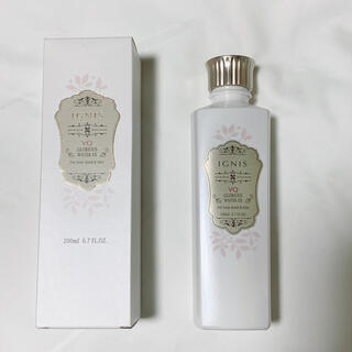 イグニス(IGNIS)の新品未使用◎イグニス VQ グロリアスウォーター 薬用美白化粧水(化粧水/ローション)
