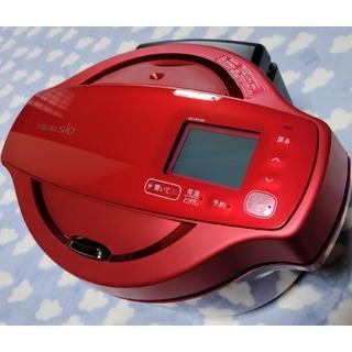 SHARP - シャープ ヘルシオ ホットクック KN-HW16E-R 水なし自動調理鍋