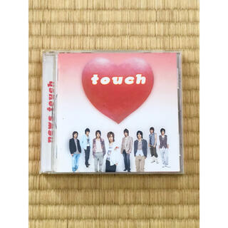 NEWS⭐︎touch CD(ポップス/ロック(邦楽))