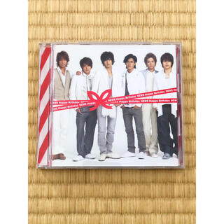 NEWS⭐︎Happy Birthday CD(ポップス/ロック(邦楽))