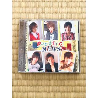 NEWS⭐︎pacific CD(ポップス/ロック(邦楽))