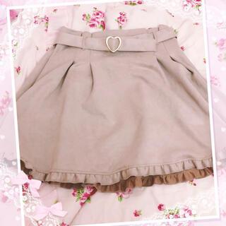 clette - ♡ハートベルトスカート(4L)♡