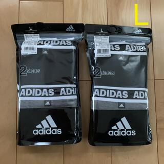 アディダス(adidas)のアディダス ボクサーパンツ L(ボクサーパンツ)