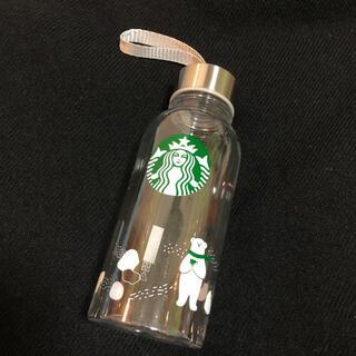 Starbucks Coffee - スターバックス 台湾 限定 ボトル 容器 しろくま スタバ