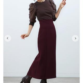 snidel - 新品snidel ハイウエストナロースカート
