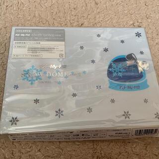 キスマイフットツー(Kis-My-Ft2)の(初回限定盤)Kis-My-Ft2 SNOW DOMEの約束(アイドル)