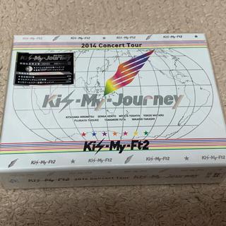 キスマイフットツー(Kis-My-Ft2)の(初回限定盤)2014 Concert Tour Kis-My-Journey(アイドル)