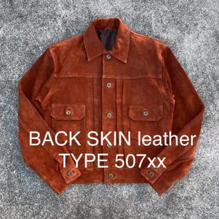 テンダーロイン(TENDERLOIN)のBACK SKIN leather  TYPE 507xx(レザージャケット)