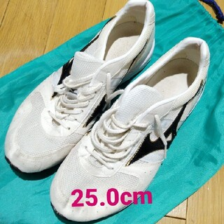 ミズノ(MIZUNO)のミズノ ウェーブクルーズ 25.0cm(ランニング/ジョギング)