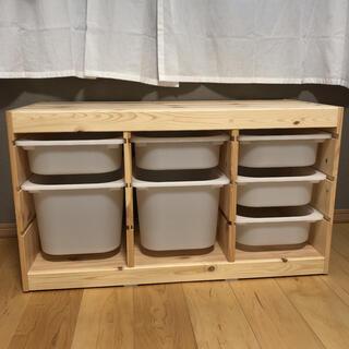 イケア(IKEA)のIKEA トロファスト ボックスセット(収納/チェスト)