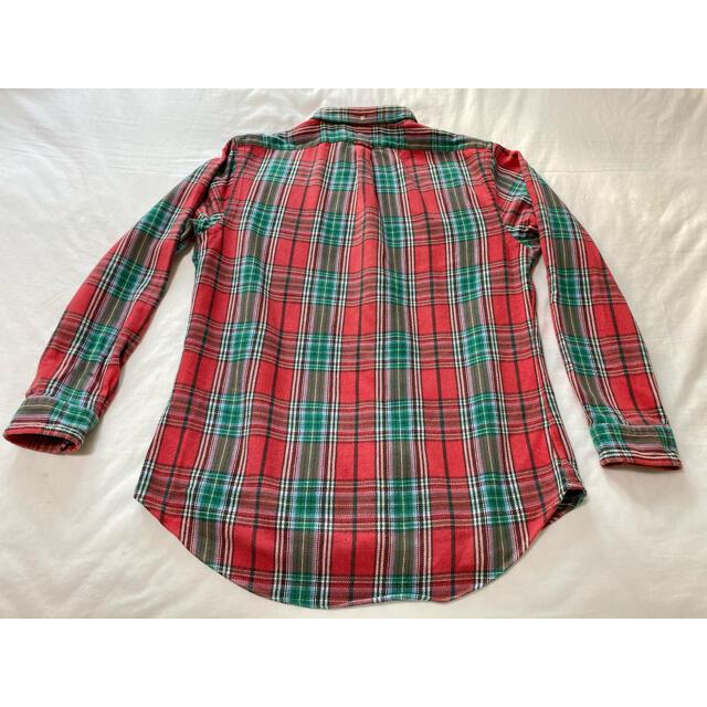 Ralph Lauren(ラルフローレン)のRalph Lauren ラルフローレン チェックシャツ ネルシャツ メンズのトップス(シャツ)の商品写真