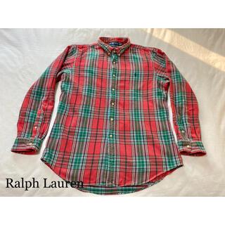 Ralph Lauren - Ralph Lauren ラルフローレン チェックシャツ ネルシャツ