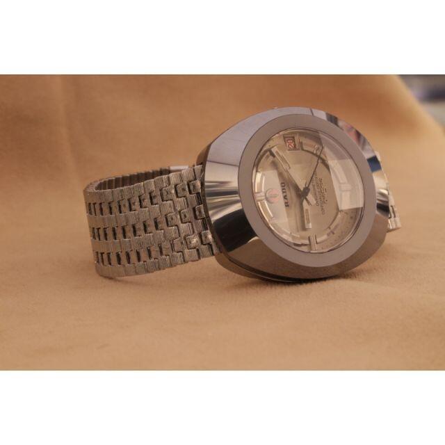 RADO(ラドー)の値下げ☆ラドーダイヤスター クロノメーター中古品☆ メンズの時計(腕時計(アナログ))の商品写真
