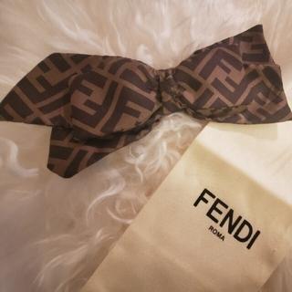 FENDI - FENDI ヘアバレッタ