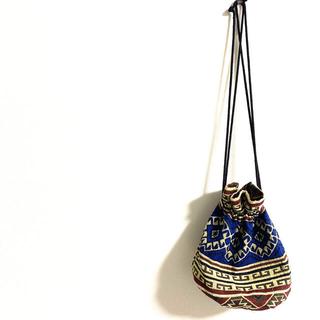 TODAYFUL - #10 ジャガード柄デザイン ショルダーバッグ 新品 期間限定販売