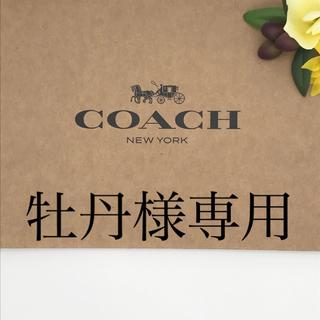 COACH - COACH 財布 ★大人気★ レオパード ヒョウ柄 新品