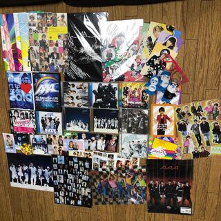 トリプルエー(AAA)の【1day SALE】AAA DVD  CD パンフレット グッズ まとめ売り(ポップス/ロック(邦楽))