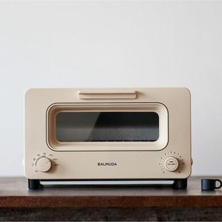 バルミューダ(BALMUDA)の【値下げ】バルミューダ トースター ベージュ(調理機器)