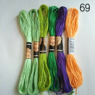 刺繍糸  69