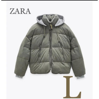 ZARA - 【新品・未使用】ZARALIMITEDEDITION 撥水加工 パフジャケット