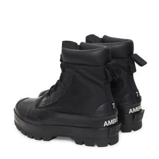 アンブッシュ(AMBUSH)のCONVERSE Ambush CTAS Duck Boots 黒 28(ブーツ)